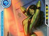 Tracker Gamora