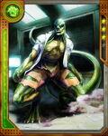 Reptilian Hunger Lizard