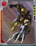 Logans Spirit Wolverine