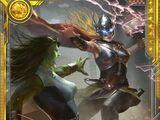 What If Thor & She-Hulk