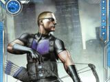 Steady Hand Hawkeye