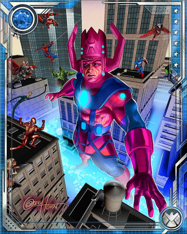 how big is galactus