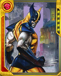 FerociousFighterWolverine5
