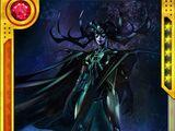 Goddess of Death Hela