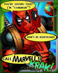 Legend Baby Deadpool