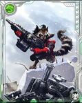 Starfighter Rocket Raccoon