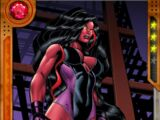 Collateral Damage Red She-Hulk