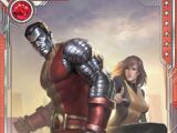 Lovebirds Colossus & Kitty Pryde