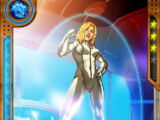 Fundamental Forces Invisible Woman