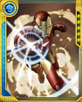 Repulsor Beam Iron Man