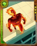 Matchstick Johnny Human Torch