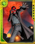Survivor Red Skull
