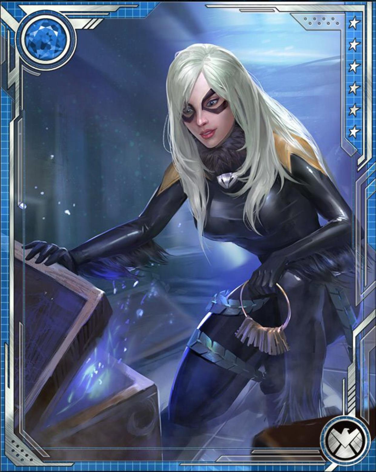 Level  Black Cat Ultimate Marvel Heroes