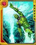 Aquatic Inhuman Triton