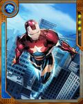 Heroic Change Iron Patriot