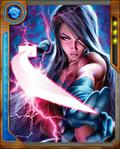Beautiful Ninja Psylocke