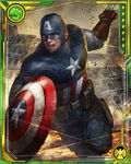Second Term Captain America