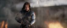 Зимний солдат атакует базу Гидры - Другая война