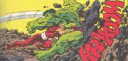 Samson,s Fight Hulk