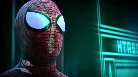 Spider-Man Edge of Time - Comic-Con Trailer
