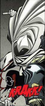 Deadpool v4 27 Moon Knight vs Terrorist