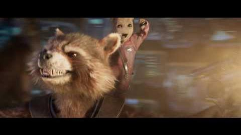 It's Showtime - Marvel Studios' Guardians of the Galaxy Vol
