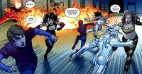 UCSM 8 Superheroes vs Serpent Squad
