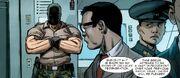Ultimate Captain America Vol 1 1 Frank Simpson in Korea