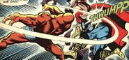 Bi-Bestia vs Thor