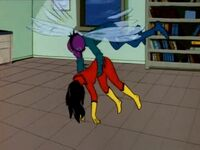 Fly with Spider-Woman 700459