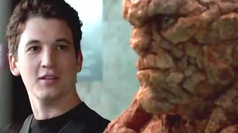 FANTASTIC FOUR TV Spot 6 (2015) Superhero Movie HD