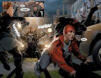 Punisher Kills Eminem's Bodyguards
