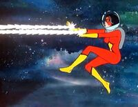 SW animated series 1 9 Spider-Woman in space