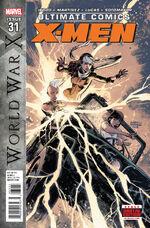 Ultimate Comics X-Men Vol 1 31