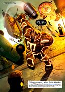 Cain Marko (Kuurth) vs Speedball