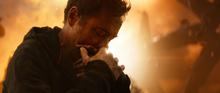 Старк после смерти Паркера - Война бесконечности