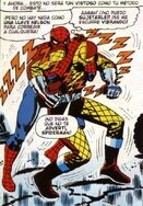El Shocker (Herman Schultz) vs El Asombroso Spider-Man (Peter Parker)