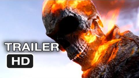 Ghost Rider Spirit of Vengeance Official Trailer
