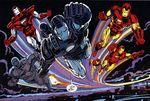 Iron Legion (Earth-616) 001