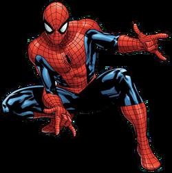 Peter Parker (Tierra-616) 005