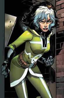 Rogue (Anna Marie) (Earth-616) from Uncanny Avengers Vol 3 9 002