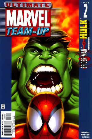 Ultimate Marvel Team-Up Vol 1 2