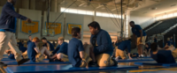 SMH Ned and Peter in gym class