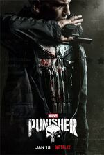 The Punisher Season 2 Poster 2