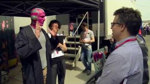 Creating Vision Featurette - Marvel's Avengers Age of Ultron