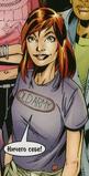 Ultimate Spider-Man Vol 1 3 Логотип на футболке Эм Джей