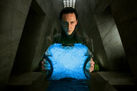 Loki confirms his true Frost Giant powers