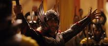 Тор на коронации - Тор (фильм)