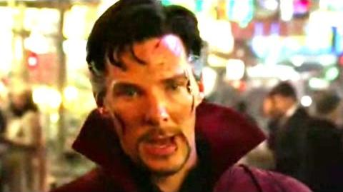 DOCTOR STRANGE TV Spot 26 - Fight (2016) Benedict Cumberbatch Marvel Movie HD