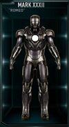 Armure d'Iron Man MK XXXII (Terre-199999)